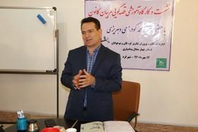 نشست تخصصی قصه گویی در شهرکرد