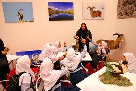تشویق کودکان به یادگیری علوم و نجوم در هفته ملی کودک
