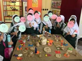گزارش تصویری هفته ملی کودک در مرکز فرهنگی هنری شماره 3 شیراز