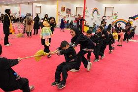 نگاهی بر جشنواره هفته ملی کودک (گزارش ۲)
