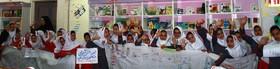 ویژه برنامههای آغاز هفته ملی کودک در مراکز کانون استان قزوین