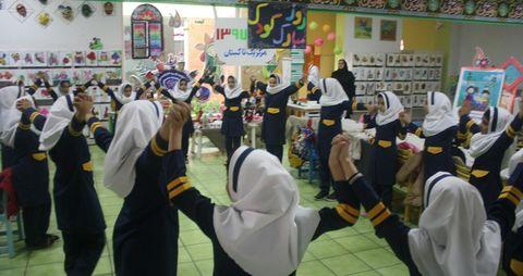 گزارش تصویری ویژه برنامههای آغاز هفته ملی کودک در مراکز کانون استان قزوین