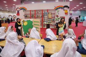 معرفی نمونهای از یک کتابخانه کانون در هفته ملی کودک