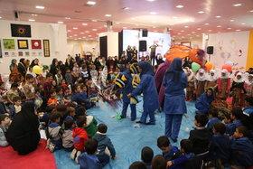 برنامه های کانون در دومین روز از هفته ملی کودک در تهران