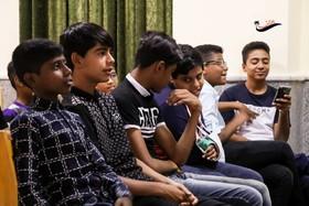 دومین جشنواره فیلم کودک تنگروک درمرکز فرهنگی هنری کانون فین
