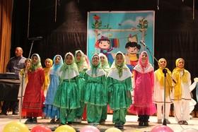 ویژه برنامهی روز جهانی کودک در کانون پرورش فکری سیستان و بلوچستان برگزار شد