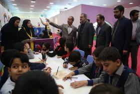 جشن روز جهانی کودک با حضور وزیر آموزش و پرورش