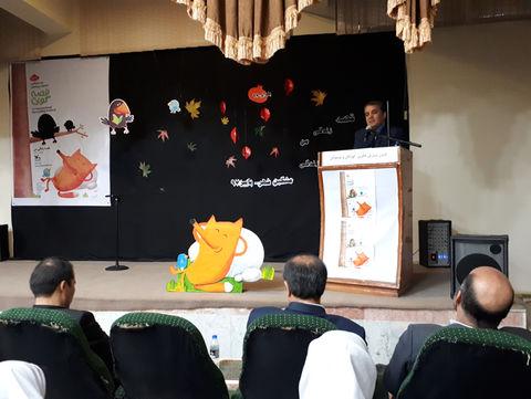 جشنواره قصهگویی در دومین روز از هفته ملی کودک در کانون مشگینشهر