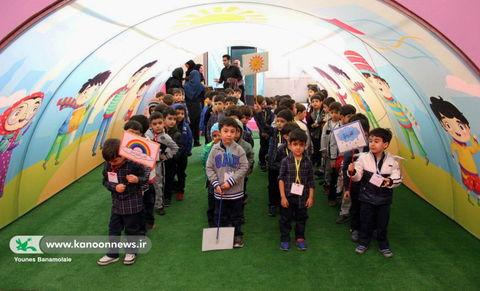 دومین روز از هفته ملی کودک ـ نوبت صبح / عکس از یونس بنامولایی