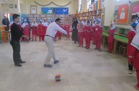 احیای بازیهای بومی و محلی در مرکز فرهنگیهنری کانون بندرگز