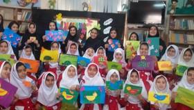 مراکز فرهنگی هنری دهدشت ، باشت و سی سخت  در چهارمین روز از هفته ملی کودک