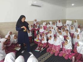 اجرای برنامههای شاد در روستاهای قشم