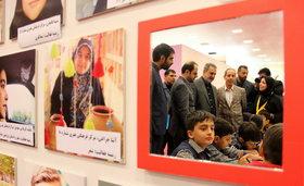 بازدید وزیر آموزش و پرورش از نمایشگاه هفته ملی کودک