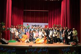 مسابقه استانی بیست و یکمین جشنواره بین المللی قصه گویی مازندران - شهرستان نور- روز اول