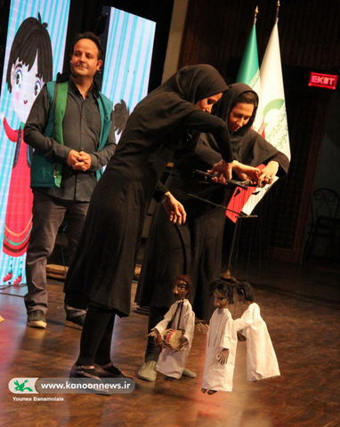 سومین روز از هفته ملی کودک ـ نوبت صبح/ عکس از یونس بنامولایی