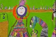 اعضای برگزیده بینالمللی نقاشی، دیوار شهر کرمانشاه را نقش می زنند