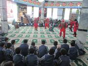 ترویج فرهنگ عاشورایی در هفته ملی کودک