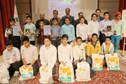برگزیدگان مسابقه بازیهای رایانهای ایرانیاسلامی تجلیل شدند