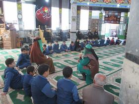 ترویج فرهنگ عاشورایی در هفته ملی کودک استان گلستان