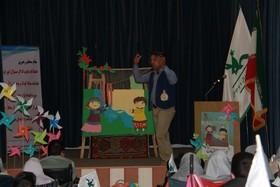 کودکان با نیازهای ویژه در هفته ملی کودک