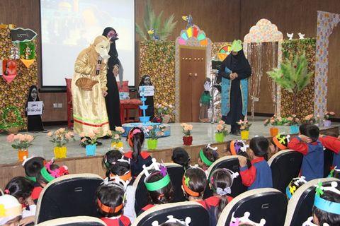 پنجمین روز هفته ملی کودک در مراکز استان کرمان