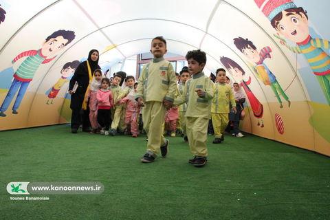 چهارمین روز از هفته ملی کودک ـ نوبت صبح / عکس از یونس بنامولایی