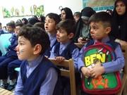 جشن به رنگ کودکی در مرکز سلطانیه