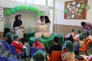 بیمارستان خرس عروسکی در کرمان