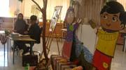 مرکز شماره 2 بجنورد در هفته ملی کودک