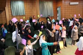 گزارش تصویری هفته ملی کودک در اداره کل کانون فارس(5)