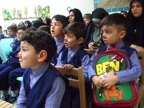 جشن به رنگ کودکی در هفته ملی کودک
