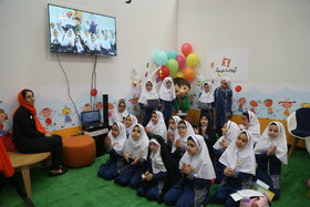استقبال بچهها از برنامههای هفته ملی کودک کانون در پنجمین روز