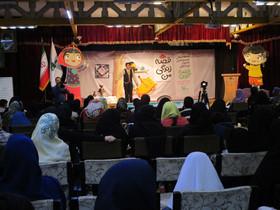 دومین روز مسابقه قصهگویی بیست و یکمین جشنواره بینالمللی قصهگویی در کانون آذربایجان شرقی
