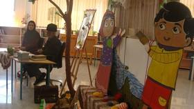 بزرگداشت لسان الغیب در مرکز شماره ۲ بجنورد