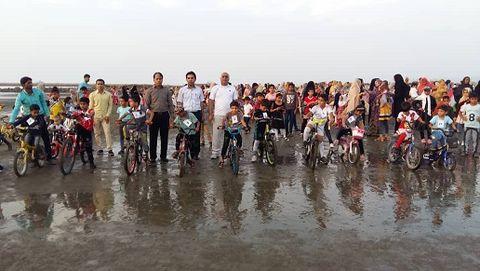 همایش کودک وخانواده در شهرستان سیریک برگزار شد