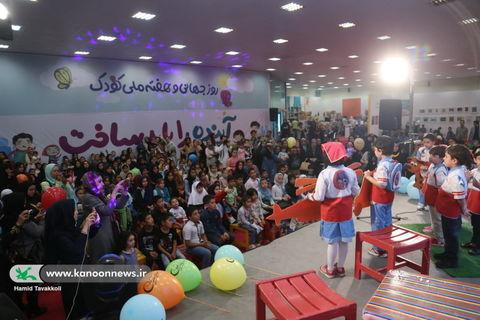 کودکان کار مهمان ویژهی هفتهی ملی کودک