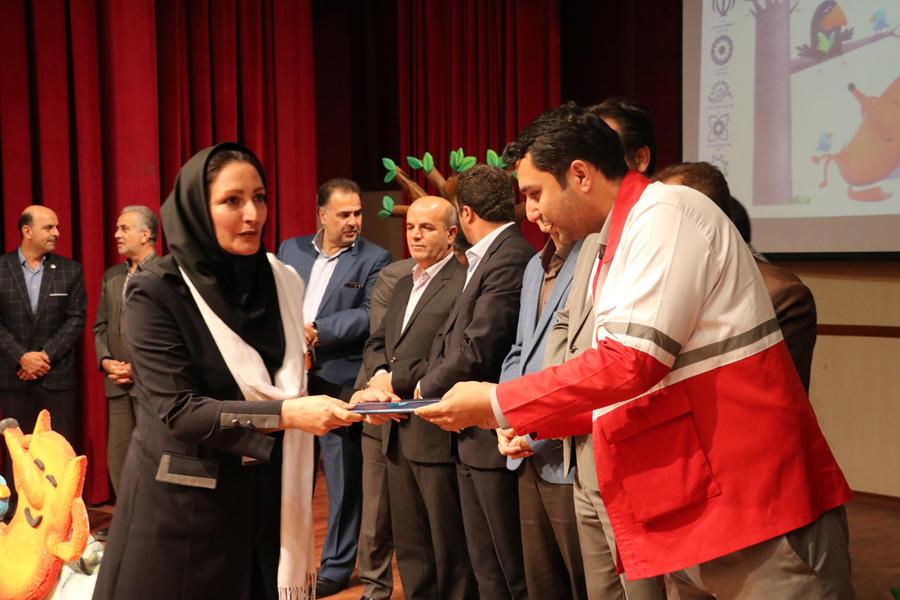 اختتامیه مرحله استانی جشنواره بین المللی قصه گویی در مازندران