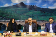 دیدار با استاندار کردستان