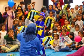 ویژهبرنامههای هفته ملی کودک در مرکز آفرینشهای فرهنگی هنری