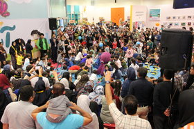 هفتمین روز از نمایشگاه هفته ملی کودک/ عکس از یونس بنامولایی