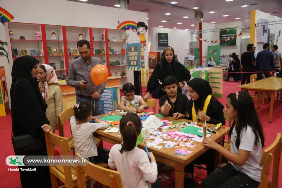 استقبال هنرمندان، مسوولان و خانوادهها از برنامههای هفته ملی کودک