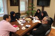جلسه شورای آموزش و پژوهش کانون استان آذربایجان شرقی