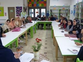 چهارمین انجمن ادبی مهتاب کانون نیشابور برگزار شد