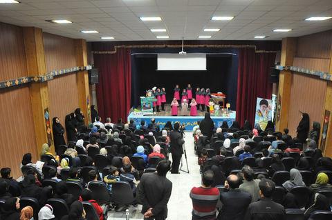ویژهبرنامه هفته ملی کودک با عنوان «آینده را باید ساخت» در کانون اردبیل
