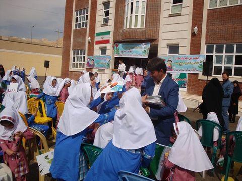 گزارشی از برنامه های هفته ملی کودک در ایلام