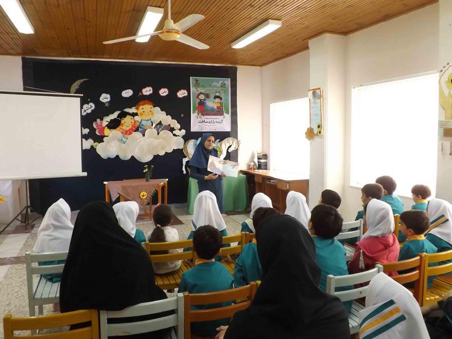 ویژه برنامه های هفته ملی کودک درمراکز کانون گیلان