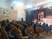 هفته ملی کودک در مرکز شماره3 کانون مشهد