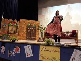 آغاز مسابقه قصه گویی در کرمانشاه، روز دوم و پایانی