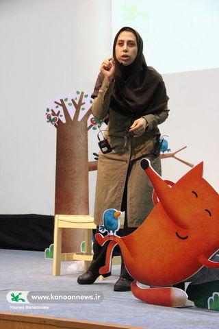 بیست و یکمین جشنواره بین المللی قصه گویی ـ مرحله استانی/ عکس از یونس بنامولایی
