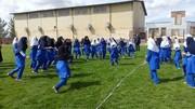 مرکز فرهئگی هنری کانون نقاب در هفته ملی کودک